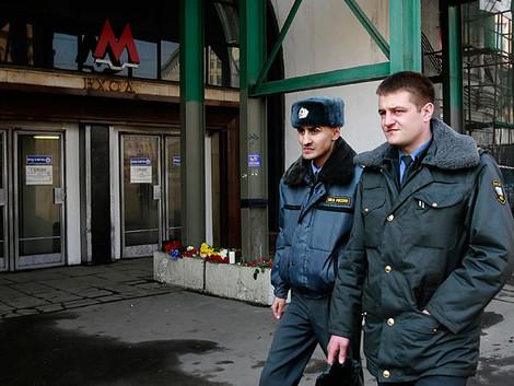 В ходе акции протеста в Москве полицейские избили гражданина Великобритании