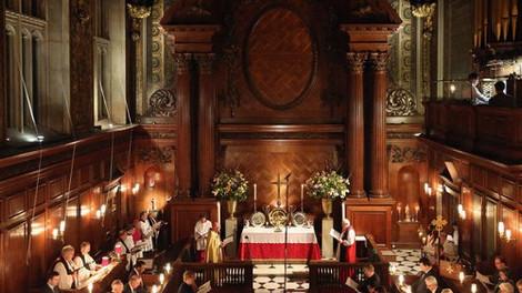 В колыбели англиканства впервые за последние 450 лет прошло католическое богослужение