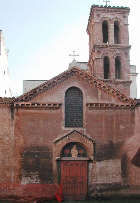Мощи апостола Петра найдены в римской церкви