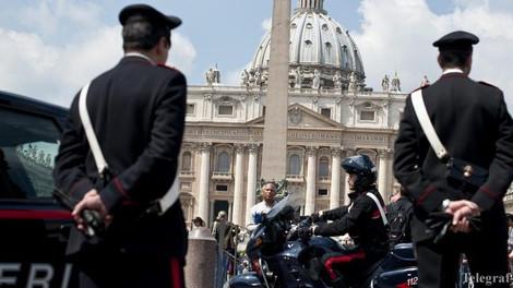 Коррупция в Ватикане