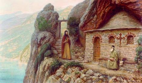 Тайны Святой Горы: где на самом деле жил преподобный Антоний Печерский