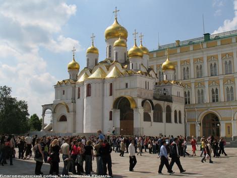 Благовещение в России