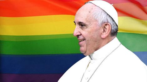 Российские католики растолковывают любовь Папы к содомитам