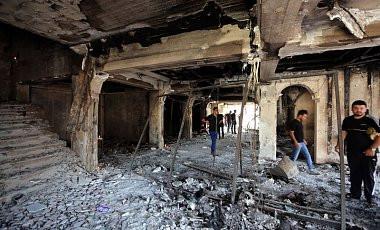 Террористы напали на святыню шиитов у Багдада: десятки убитых