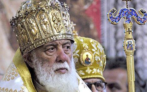 Патриарх Грузинский призвал зарубежную диаспору не торопиться возвращаться в Грузию