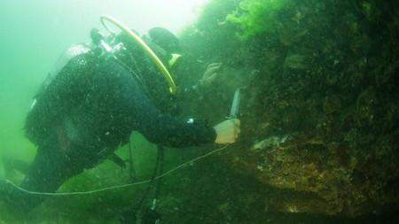 В Турции под водой найден монастырь