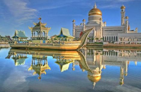 В Брунее снова запрещают Рождество