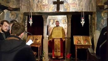 В Греции образован первый украинский приход Вселенского Патриархата