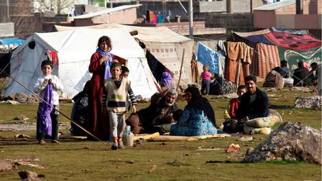 Притеснение христиан в лагерях беженцев