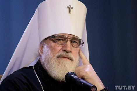 Беларуский митрополит собрался стать беларусом