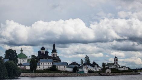 Российские древности: Горицкий Воскресенский монастырь