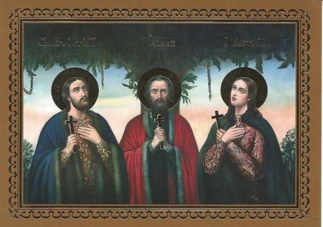 Существовали ли «виленские мученики»? К истории агиографии Киевского православия