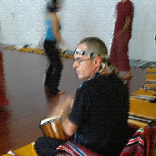 apu drumming