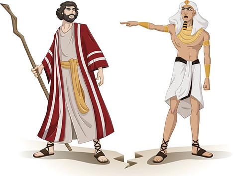 Кто прогнал Моисея