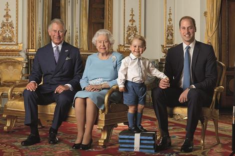 Королевское юбилейное фото
