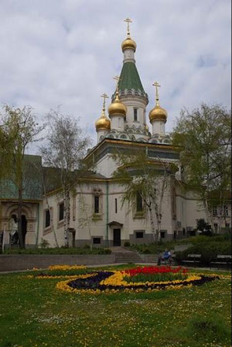 Св.-Никольский собор Софии