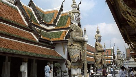 В Таиланде вор обокрал 82 буддийских монастыря за 11 месяцев
