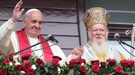 Экологическое совместное послание Патриарха Варфоломея и Папы Франциска