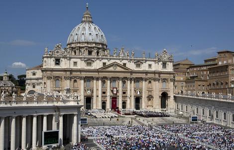 Новые католические святые