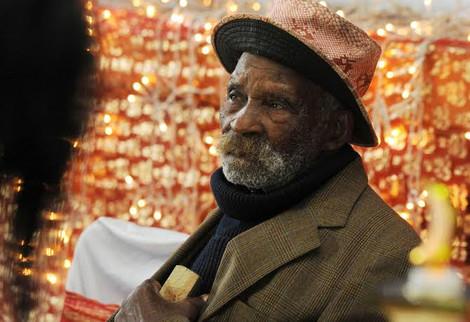 В ЮАР в возрасте 116 лет умер Фредди Блум, один из старейших жителей планеты