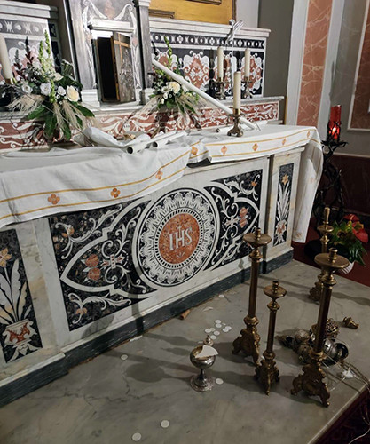 В Италии вандалы осквернили мощи святой Агаты и ограбили католический храм