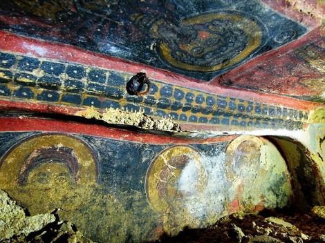 В Каппадокии найден византийский подземный храм, который датируют V веком