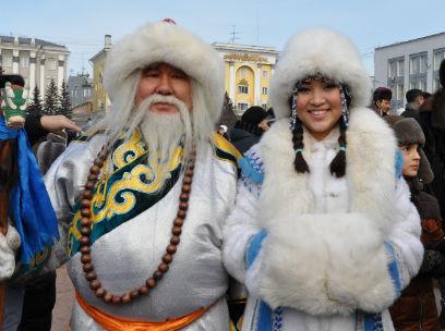 Буддисты России встречают год Огненной курицы по восточному календарю