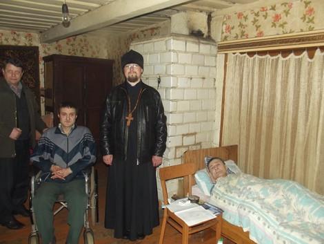 В Белорусии встречают Пасху милосердием