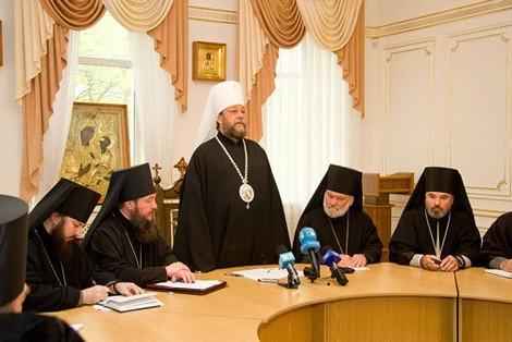 Раздрай в Молдавской православной церкви