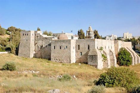 Таинственный грузин хочет купить монастырь в Иерусалиме