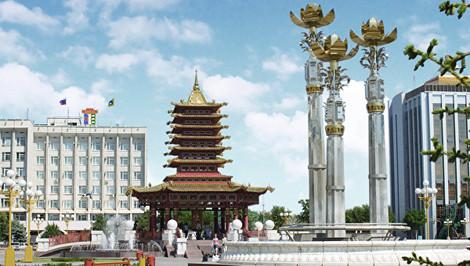 В Калмыкии завели дело об осквернении статуи Будды