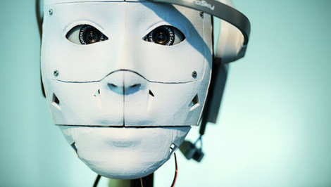 Робот-буддийский монах
