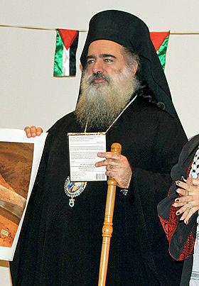 Архиерей Иерусалимской Церкви о календаре