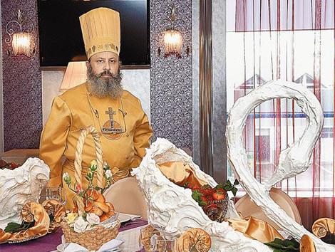 Известный повар просит руководство РФ помочь в открытии Русской православной кулинарной академии