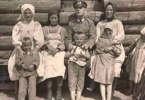 Староверческая республика в немецкой оккупации Беларуссии