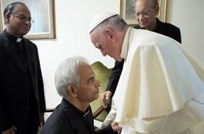 Папа Франциск принял о. Тома Ужунналила, освобожденного в Йемене из плена