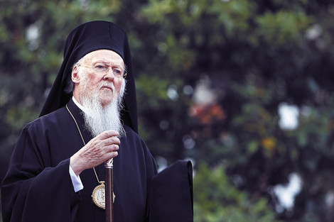 Интервью Всесвятейшего Вселенского Патриарха Варфоломея журналисту газеты «To Вима» Марии Антониаду