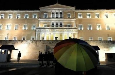Парламент Греции проигнорировал обращение монастырей Афона и узаконил содомские «браки»