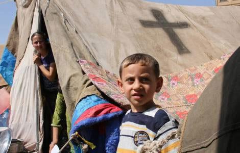 Халдейские иерархи считают, что решение Трампа принимать только беженцев-христиан несет христианам о