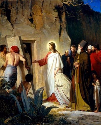 Почему Иисус сам не отворил пещеру Лазаря? Беседа афонского монаха о делах людских и Божьих