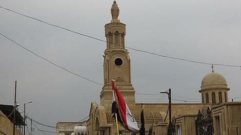 """В центре оккупированного ИГИЛ Мосула взорвали старинную """"Церковь часов"""""""