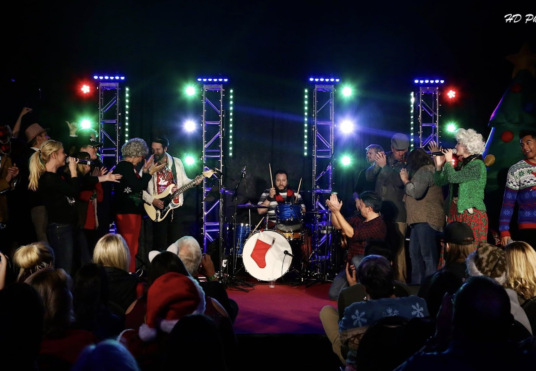 Hiatus Holiday Concert