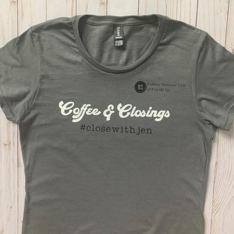 Coffee & Closing