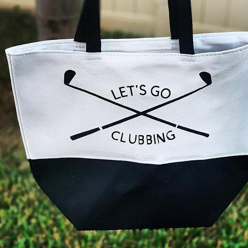 Clubbing Tote Bag
