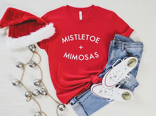 Mistletoe + Mimosas