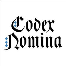 Codex Nomina