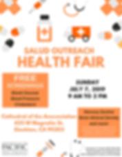 f.ver [english] SALUD 2019 Health Fair #