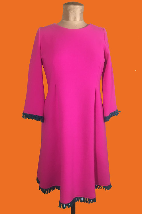 Robe Assoulet fluo