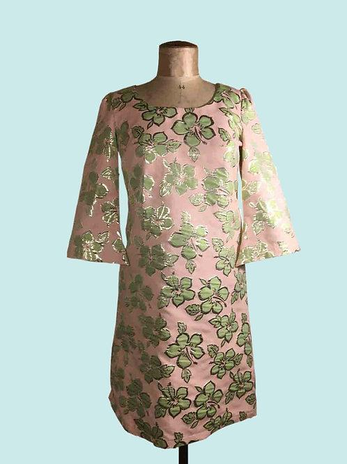 Robe Assoulet tahitien rose