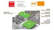 AEF Partner Standorte auf der Interzum